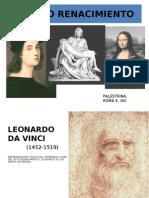 FICHA 13. SIGLO XVI, ALTO RENACIMIENTO, MANIERISMO