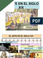 FICHA 17. EL ARTE EN EL SIGLO XIX 1a parte