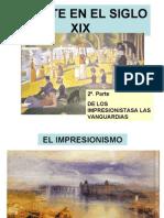 FICHA 18. EL ARTE EN EL SIGLO XIX. 2a. parte