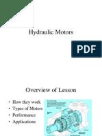 L8- Hydraulic Motors