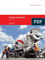 Holcim Technical Manual English