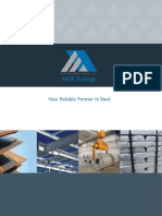 AGE Steel - Brochure