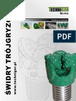 TECHNIGOR Swidry Trojgryzowe Katalog