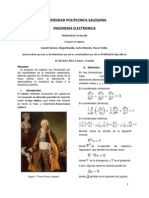 Paper Ecuacion de Laplace