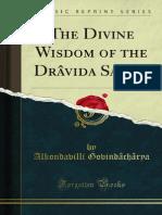 The Divine Wisdom of the Dravida Saints.pdf