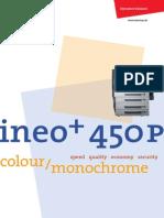 Ineo 450P GB