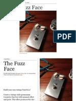 OK DIY Super-Fiend Fuzz Face