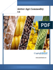 Daily AgriCommodity Market Trends & Report 05-08-2014