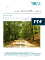 (FR) Dossier de Presse EuroVelo