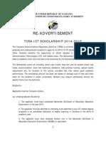 ScholarshipReAdvertisement2014-15