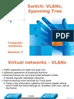 VLAN-STP