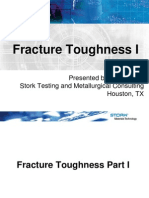 Fracture toughnessi