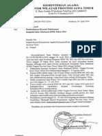 Surat & Panduan KSM