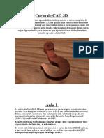 Curso de CAD 3D