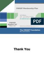 AppSec2005DC-Jeff_Williams-OWASP_Membership