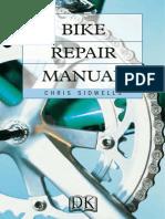 bicycle repair manual road vehicles vehicle parts rh scribd com bike repair manuals bike repair manual chris sidwells