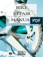 Chris Sidwells - Bicycle Repair Manual