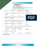 Adv Mock 1 Paper 1 Mat