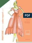 PANTONE Fashion Color Report Spring 08