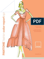 PANTONE Fashion Color Report Spring 08
