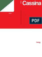 Cassina General Catalogue 2010