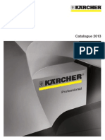 Karcher Professional Catalogue 2013