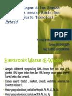 kimia lingkungan teknologi hybrid