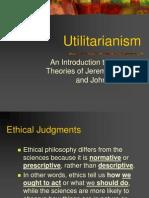 Utilitarianism.ppt