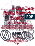 Russian Moto Evol Part I Engine Types