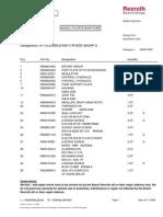 9975 Main Pump A11VLO260LE4S5-11R-NZD12K24P-S R902120376