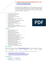 International Conference on Signal, Image Processing and Multimedia (SPM – 2014)