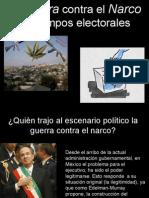 Presentación narcoguerra