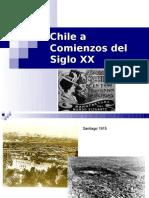 Chile a Comienzos del siglo XX