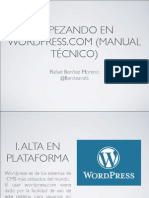 Wordpress.com MBA Postgrado