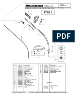 Mcculloch Trim Mac 210 Parts Diagram