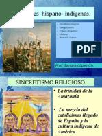 relaciones hispano indígenas