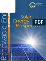 Solar energy perspectives