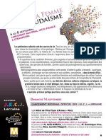 Programme Complet JECJ