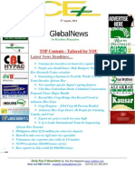 4th Agust,2014 Daily Global Rice E-Newsletter by Riceplus Magazine