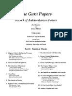 Contents of Guru Papers