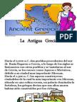 Grecia Materia