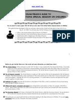 Unicef... Hukum Anak