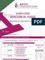 0 Euroclases Reaccion Afiti