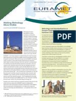 EURAMET Newsletter-04 Oct2010