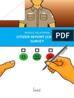 2012-Modul Pelatihan CRC Survey