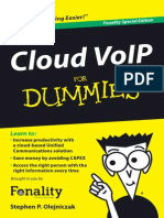 Fonality UC for Dummies