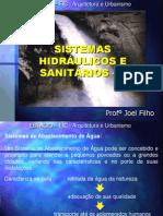 SISTEMAS HIDRÁULICOS E SANITÁRIOS 2.pptx