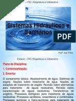 SISTEMAS HIDRÁULICOS E SANITÁRIOS 0.pptx