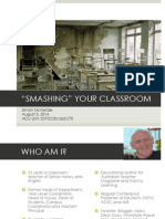 Smashing Your Classroom