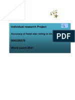 Individual Research Project Final